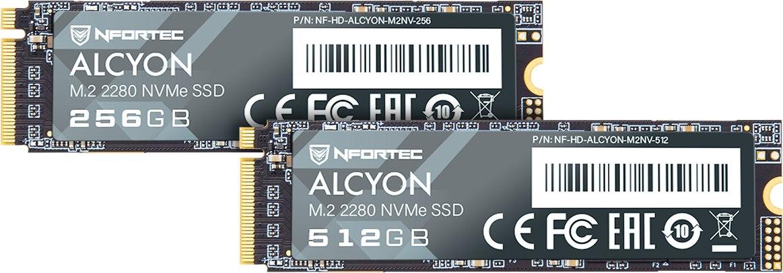 Nfortec Alcyon M.2 NVMe SSD