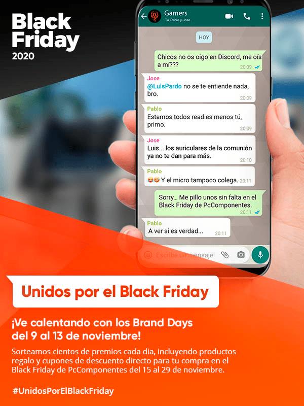 Brand Days y 3000 premios para calentar el Black Friday