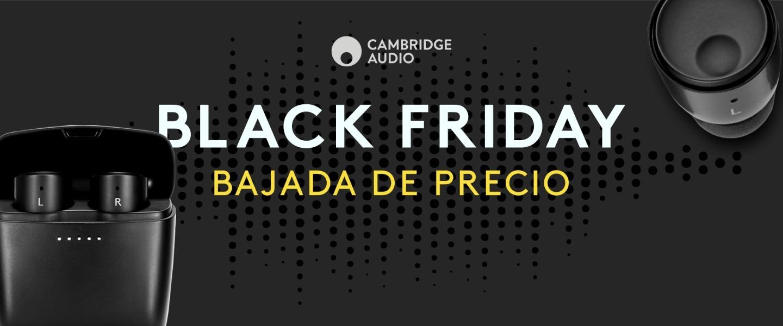 Los auriculares al mejor precio durante el Black Friday