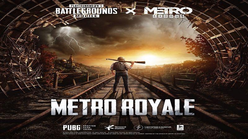 PUBG Mobile Metro Royale