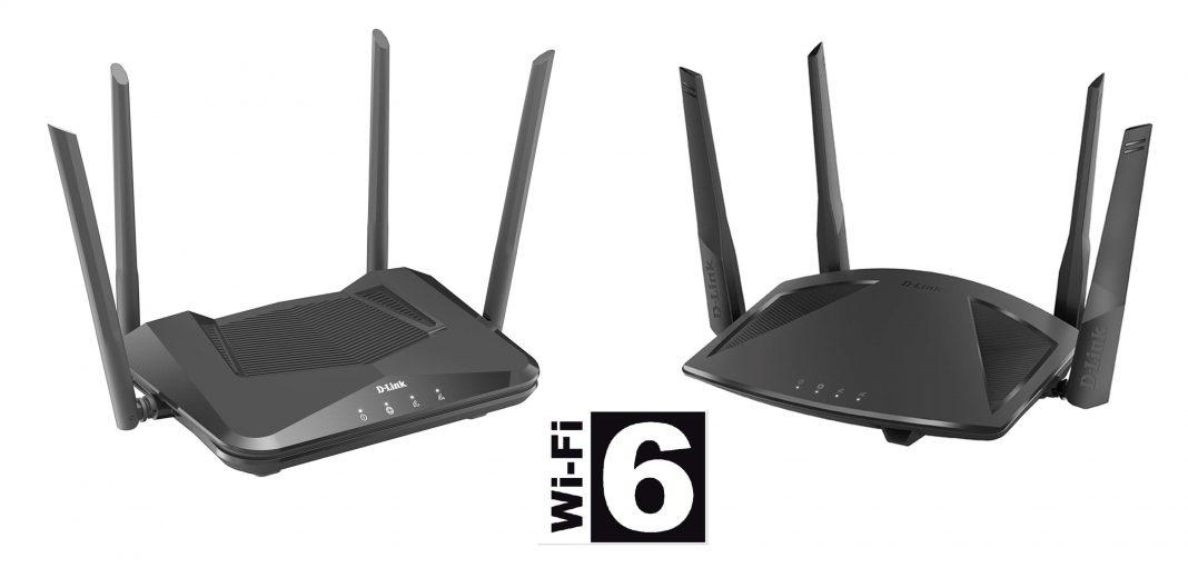 D-Link facilita el salto a Wi-Fi 6 con nueva gama de routers