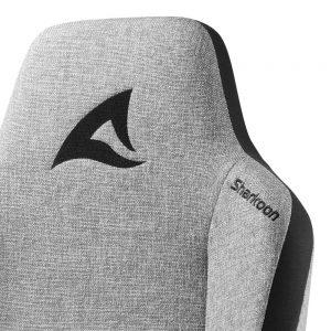 SKILLER SGS40 es una nueva silla gaming de alta calidad con una base del asiento extra grande, de la conocida marca gaming Sharkoon.