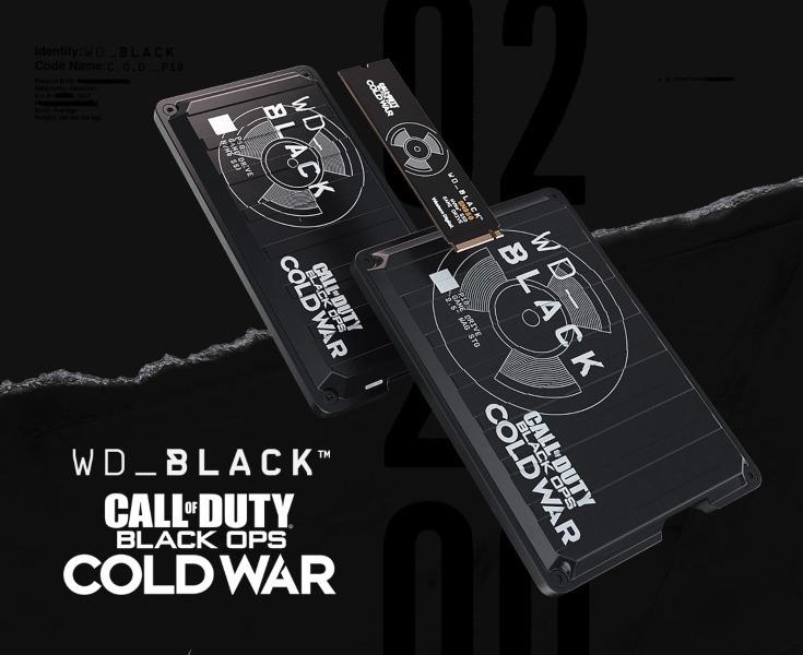 Western Digital edición especial Call of Duty WD_ Black tecnolocura