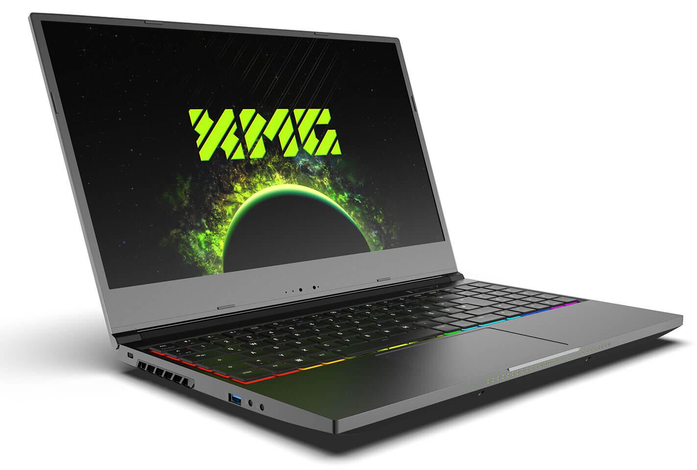 XMG NEO portátiles gaming con pantallas de 165 Hz
