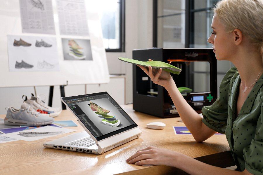 ESDiy Acer anuncian convenio de colaboración del ConceptD