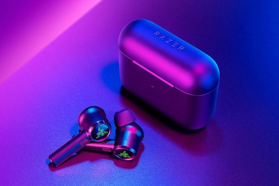Razer Hammerhead True Wireless Pro con cancelación de ruido activa híbrida