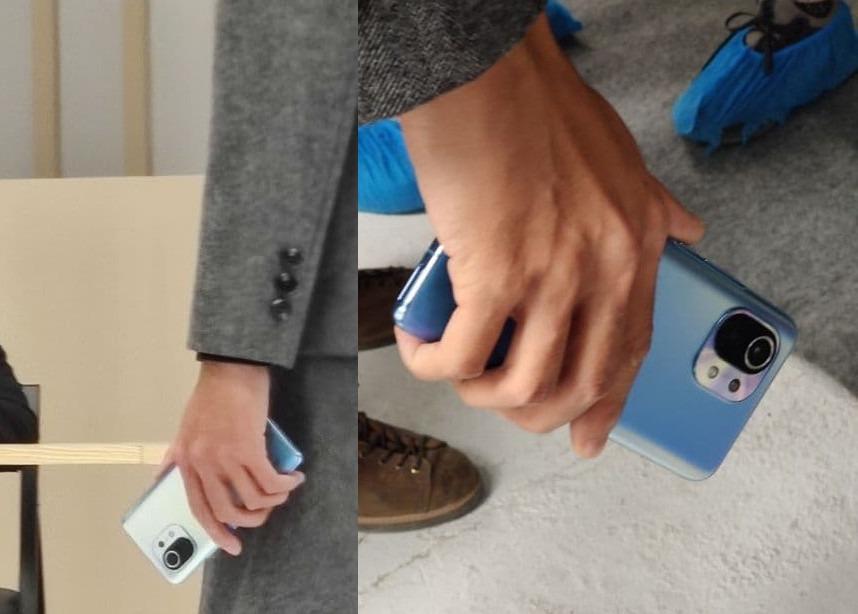 Xiaomi Mi 11 con Snapdragon 888