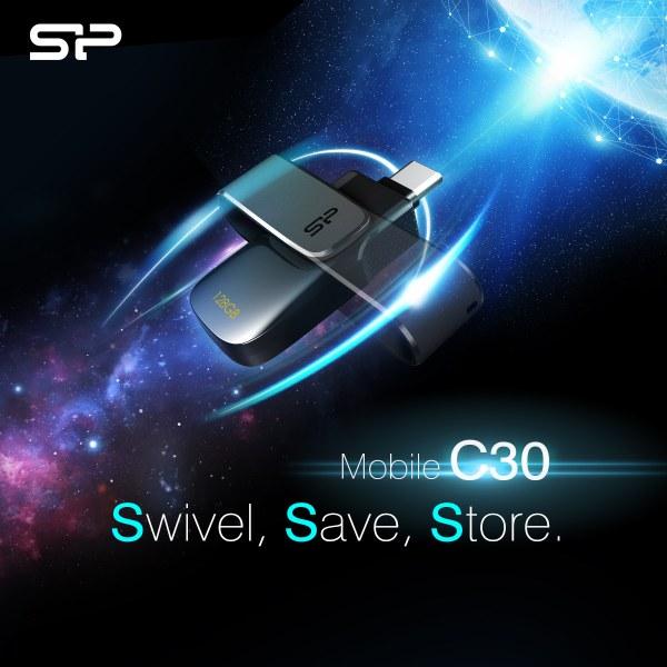 Silicon Power presenta 3 Nuevas Memorias USB OTG