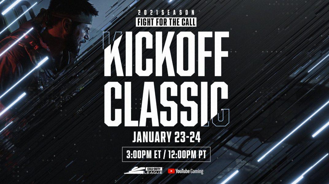 Call of Duty League Kickoff Classic en DIRECTO aquí