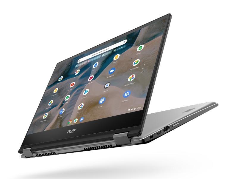 Primer Chromebook con procesadores AMD Ryzen y AMD Radeon