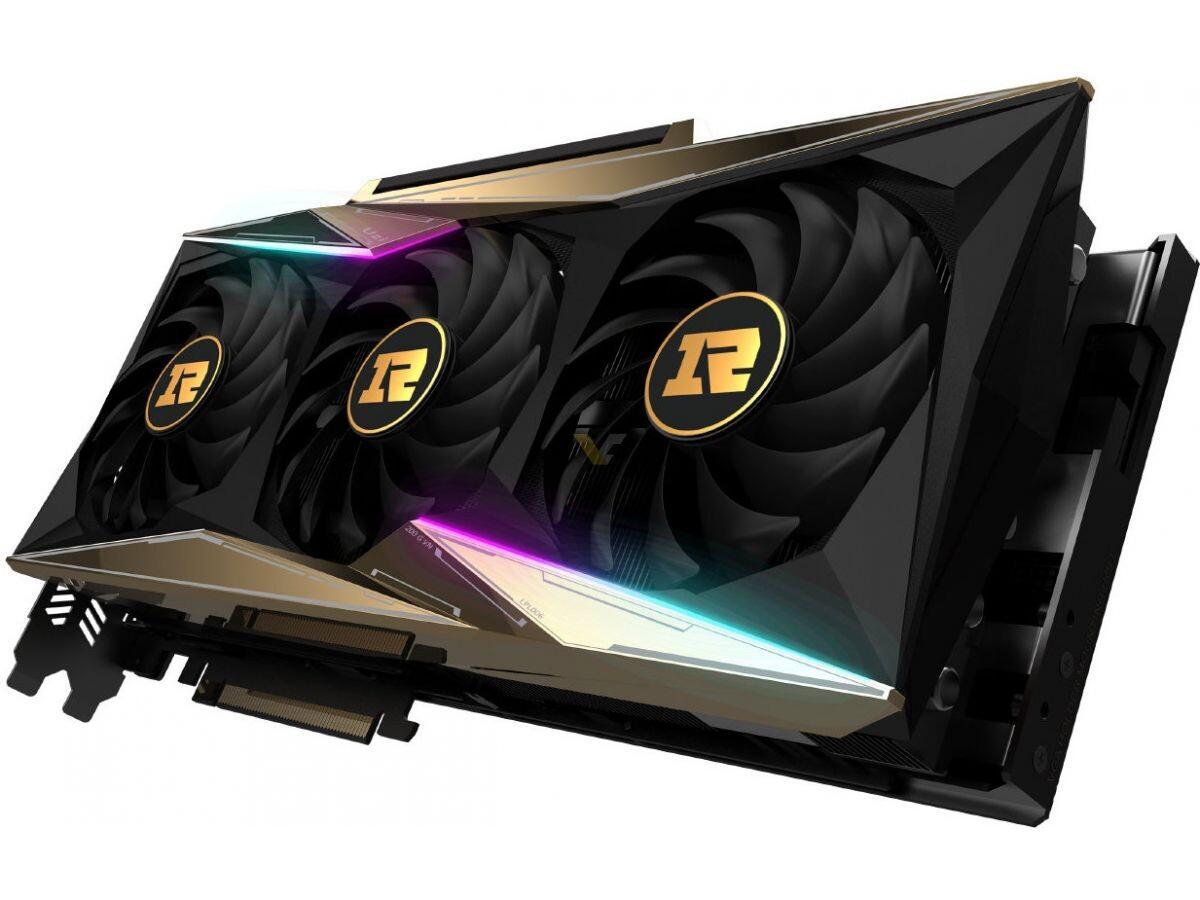 Colorful RTX 3090 iGame Vulcan RNG edición limitada