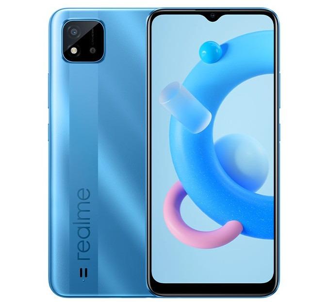 El teléfono de entrada definitivo ha sido anunciado oficialmente Realme C20