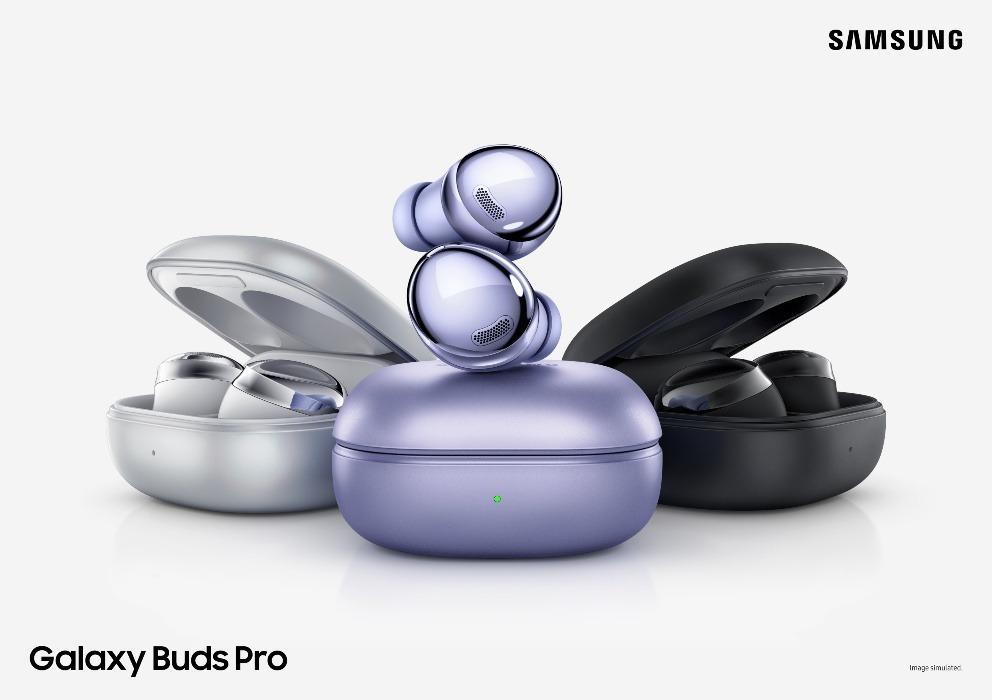 Galaxy Buds Pro, los mejores auriculares de Samsung