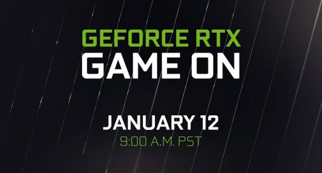 GeForce RTX Game On