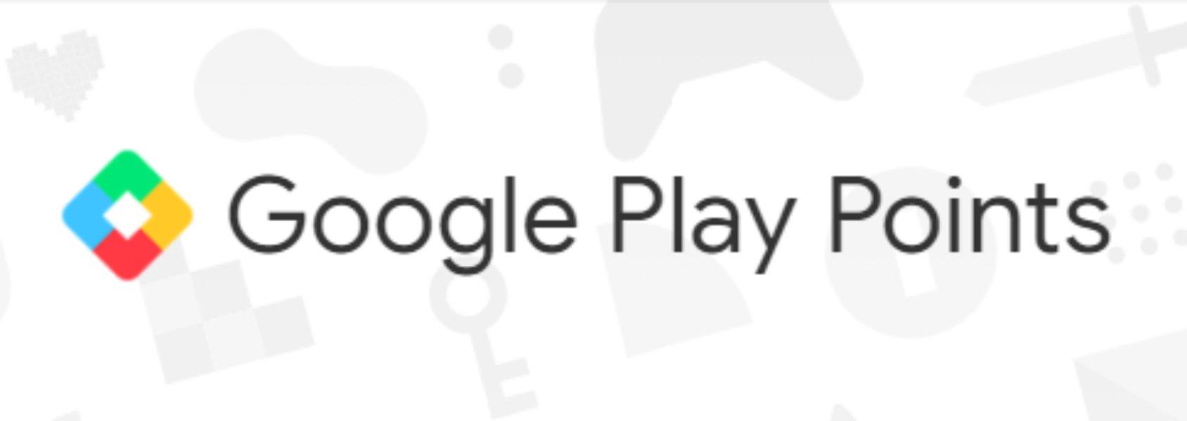 Google Play Points el programa que te recompensa por jugar