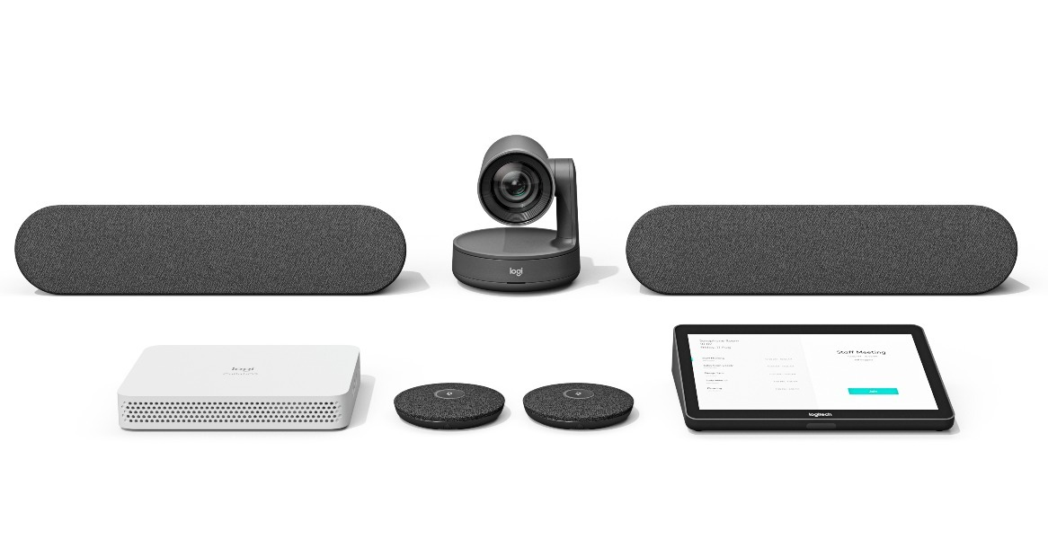 Videoconferencia de última generación gracias a Logitech
