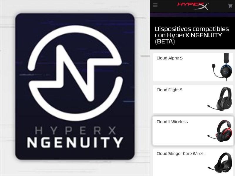 HyperX NGENUITY (Beta)