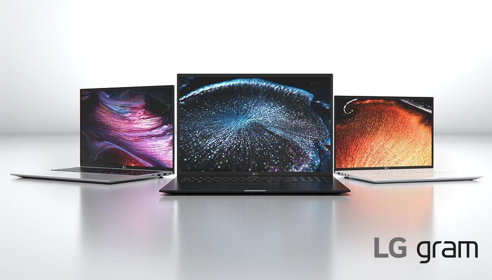 LG Gram mejora la productividad y experiencia con diseño premium