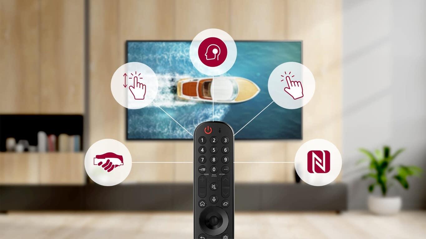 LG se actualiza a WebOS 6.0 para control por voz y más