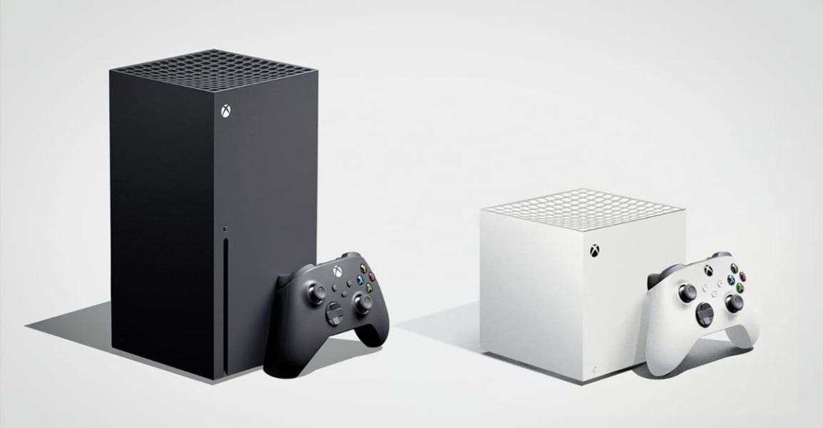 Microsoft Xbox Series XS