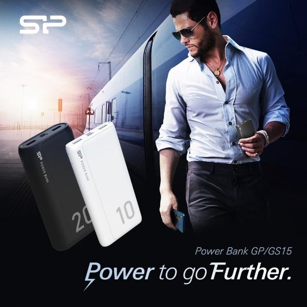 Nuevas Baterías Externas de Silicon Power para dispositivos móviles