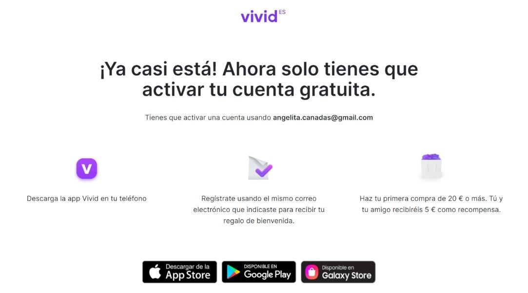 Primer neobanco que permite gestionar finanzas, ahorros e inversiones en una app: Vivid Money