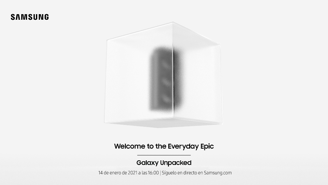 Samsung Galaxy Unpacked 2021 Welcome to the Everyday Epic