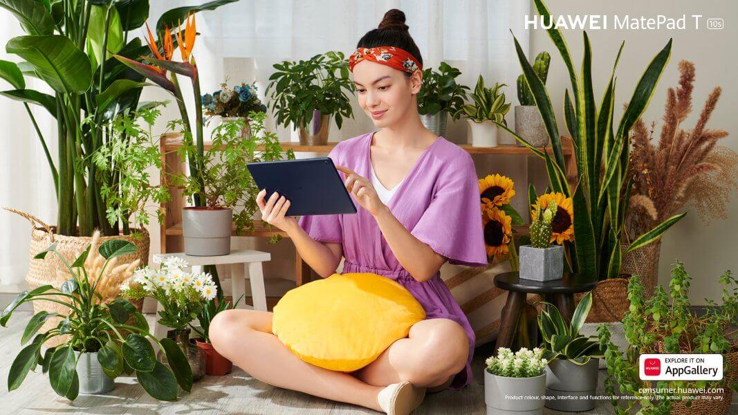 Tablets de Huawei como herramienta de educación digital