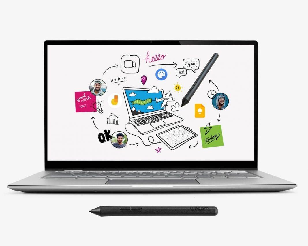 Wacom y Chromebook hacen aprender, enseñar y crear