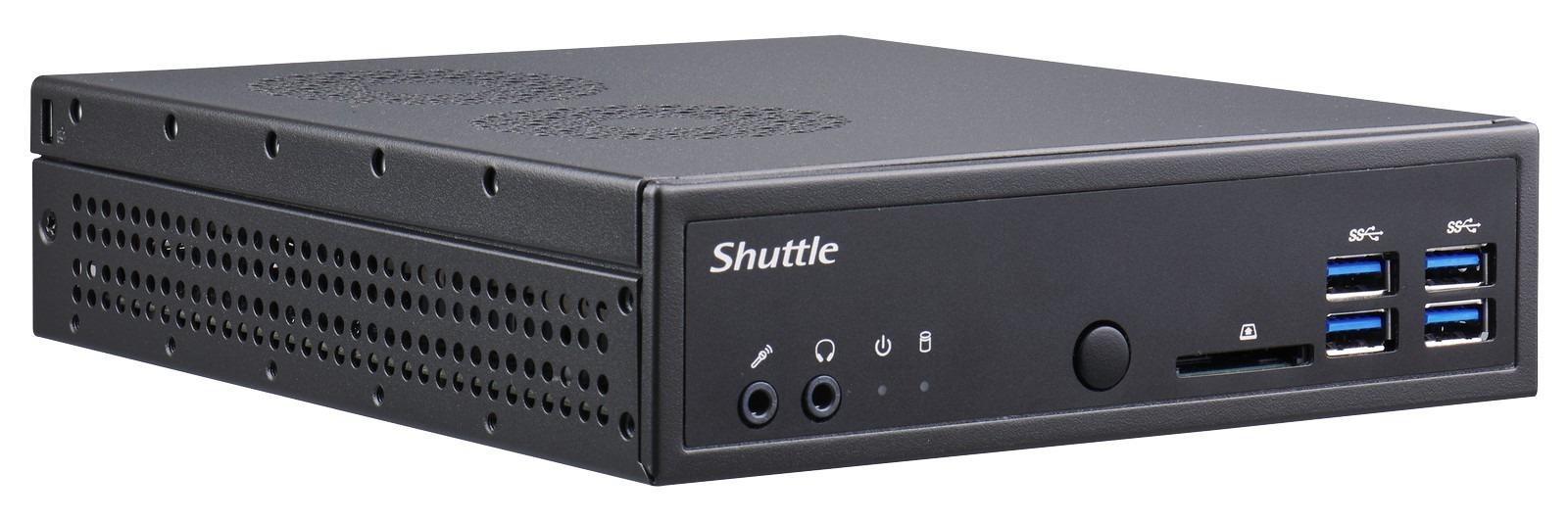Shuttle y AMD, 8 años después para un barebone con Ryzen