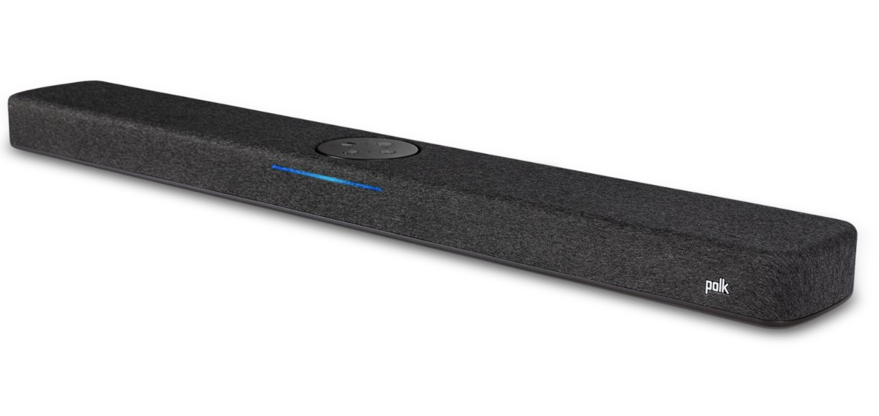 Polk React: una barra de sonido cien por cien Alexa