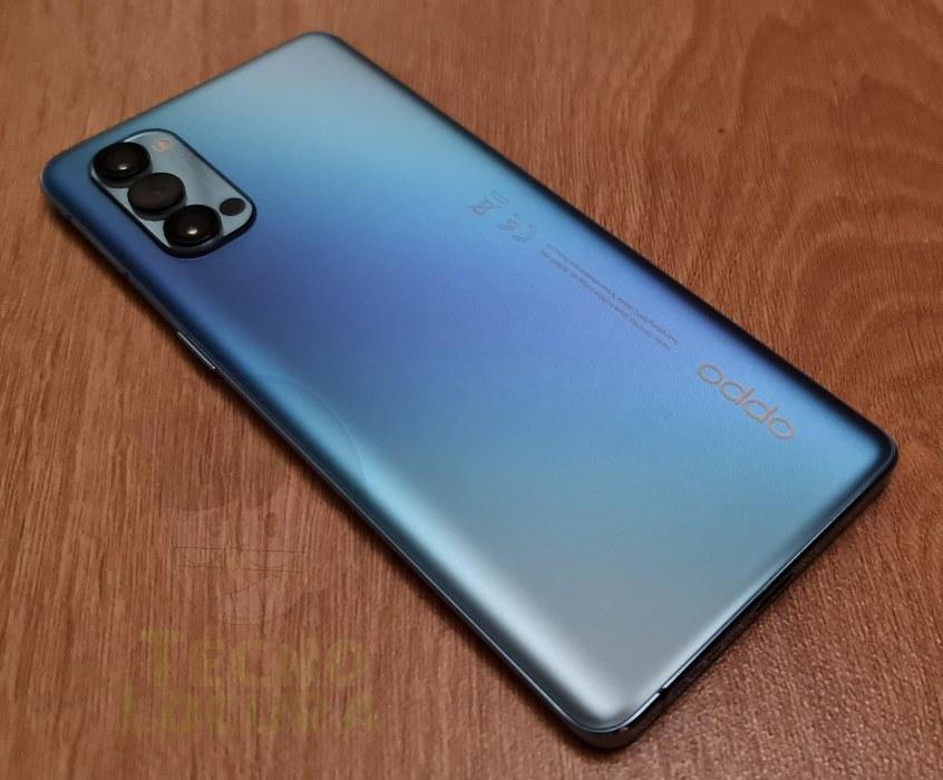 El smartphone más ergonómico: OPPO Reno4 Pro 5G