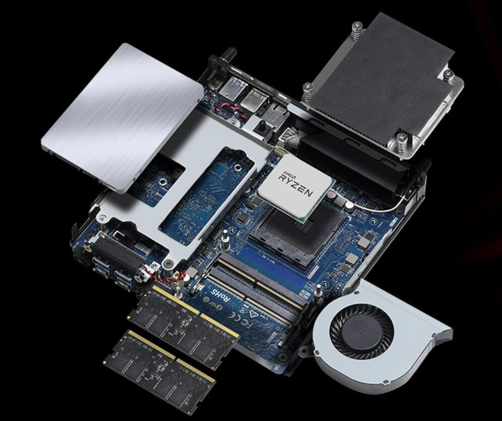 ASRock Jupiter X300 Mini PC