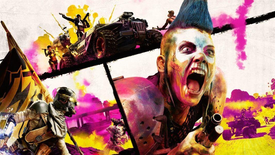 Rage 2 GRATIS en Epic Games por tiempo limitado