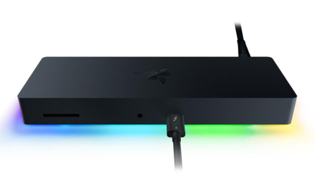 Razer Dock Thunderbolt 4 amplia la conectividad de tu escritorio