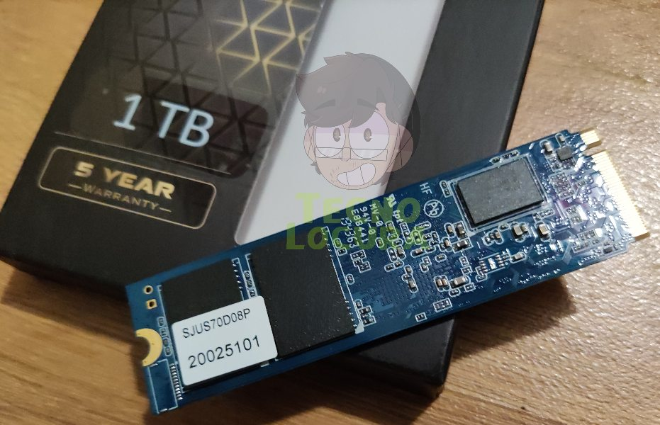 Silicon Power PCIe US70 review