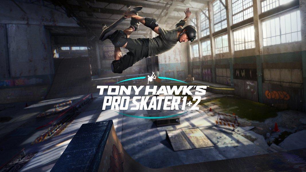 Tony Hawk's Pro Skater 1+2 llega a consolas next-gen y Switch