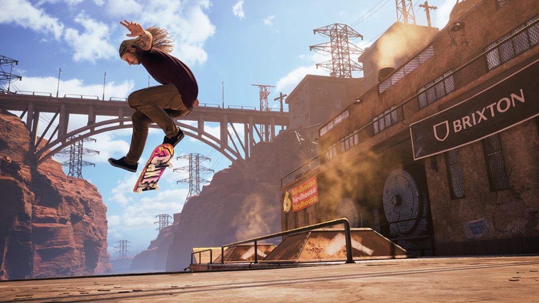 Tony Hawk's Pro Skater 1+2 llega a consolas next-gen