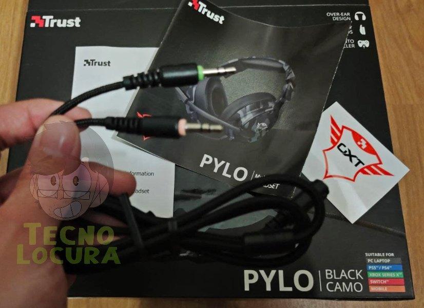 Trust Pylo Black Camo review 🥇