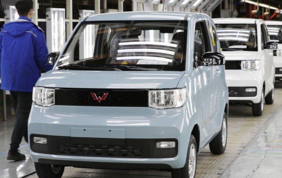 Un coche eléctrico chino vende más que Tesla
