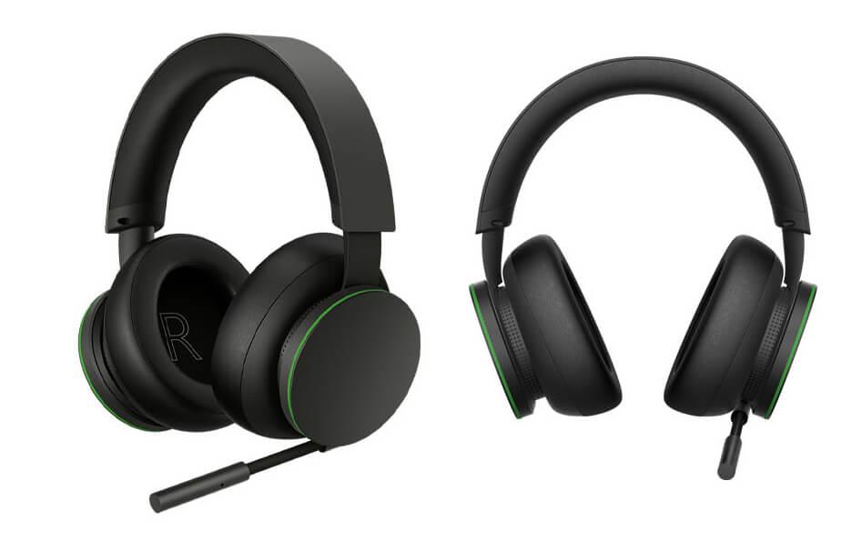 Auriculares inalámbricos Microsoft Xbox Series mejor que los Pulse 3D de Sony