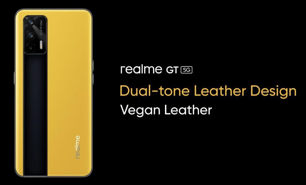 Realme GT 5G y su nueva estrategia Flagship Dual