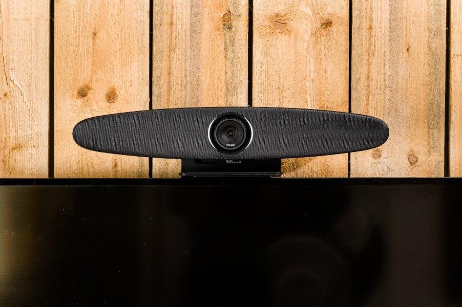 Convierte cualquier oficina en una sala profesional de videoconferencia: Trust IRIS