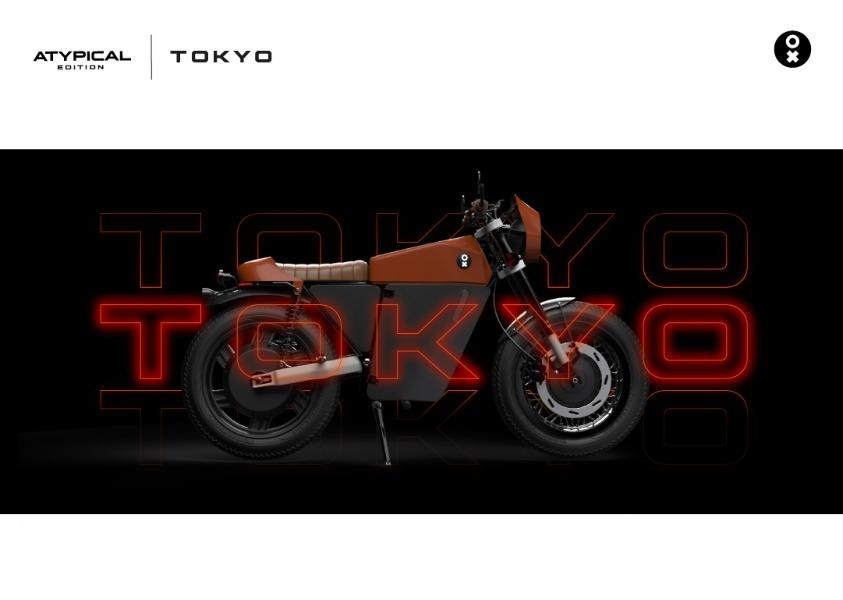 OX Motorcycle Tokyo
