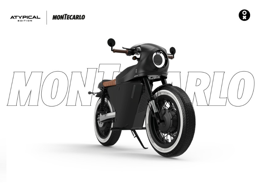 OX Motorcycles Atypical Edition