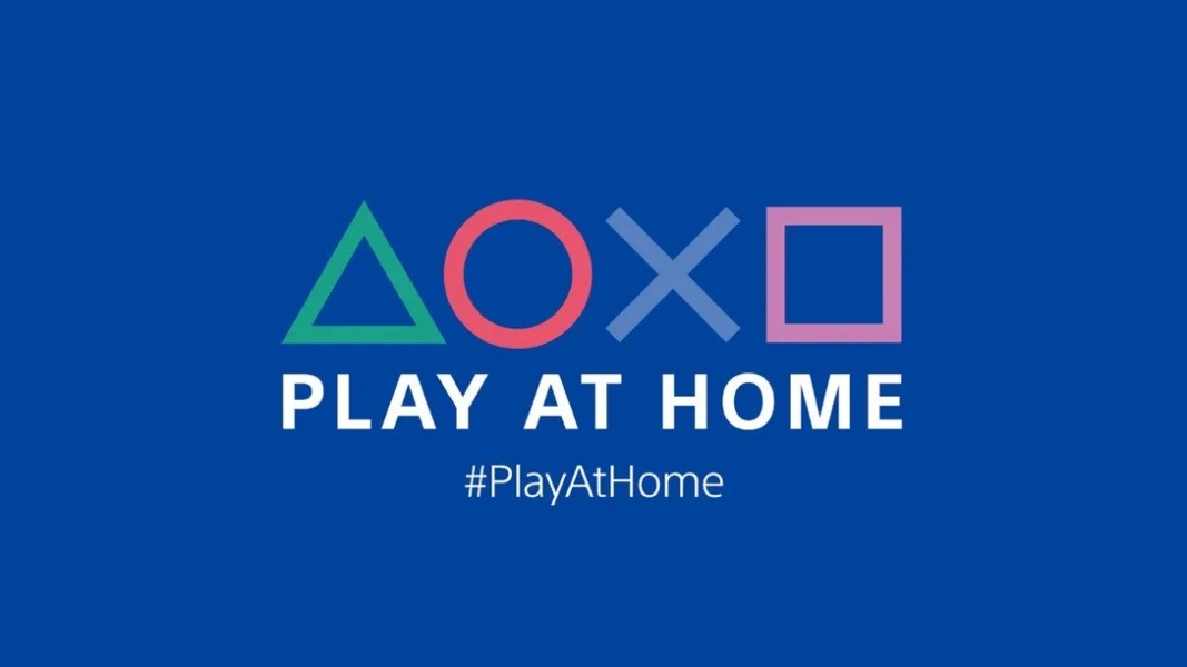 Play At Home Sony Playstation