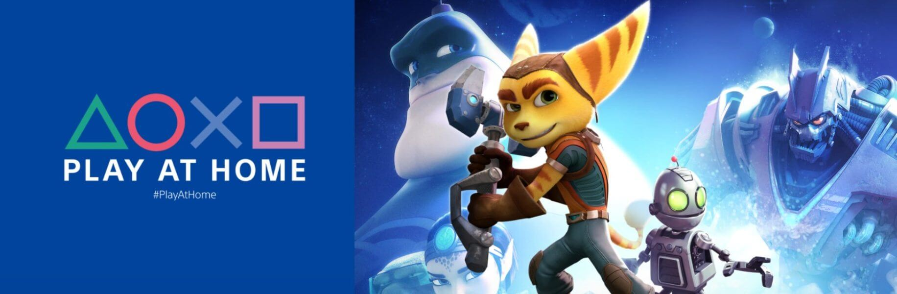 Ratchet and Clank GRATIS para PS4 y PS5 Vuelve el Play At Home