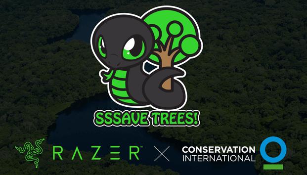 Razer y la comunidad gaming se unen para salvar 1 millón de árboles
