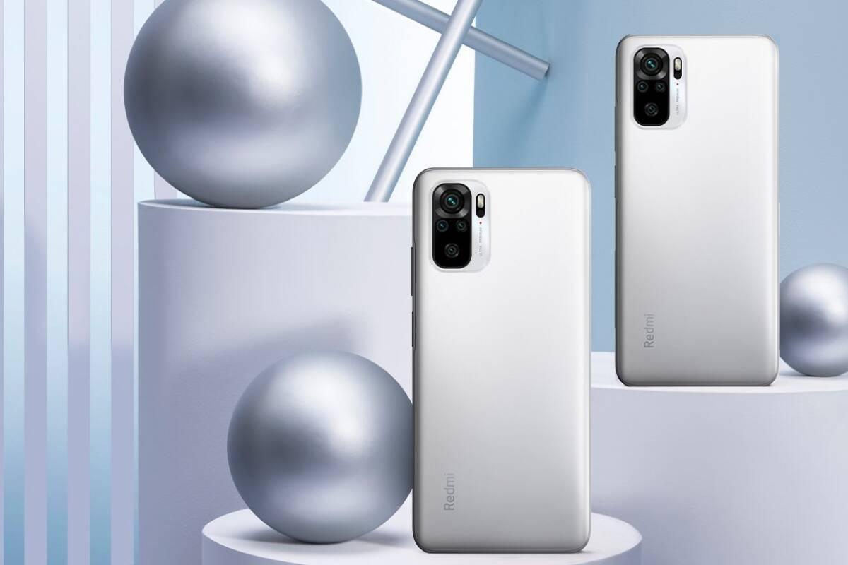 Redmi Note 10 anunciado oficialmente