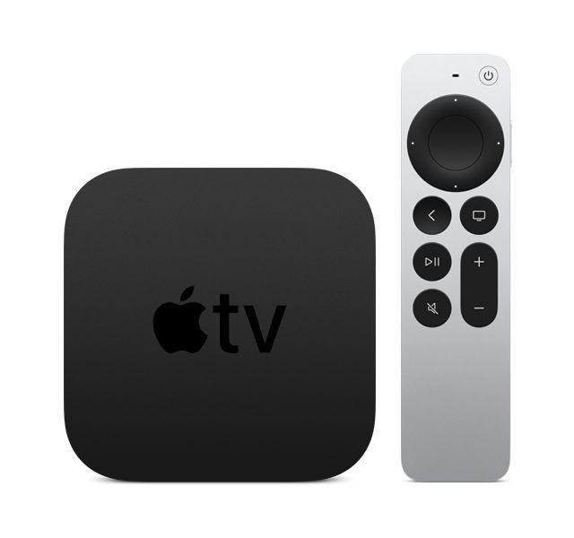 Apple TV 4K con A12 Bionic